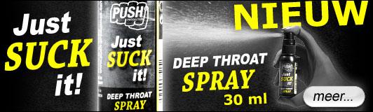 Deep Throat Spray