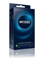 10 x MY.SIZE Condoms - Size 47