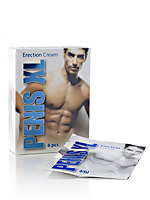 Penis XL Cream 6 x 4 ml Sachets