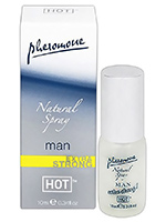 Hot Man Pheromon Natural Spray extra strong 10 ml