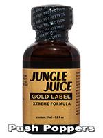 JUNGLE JUICE GOLD LABEL big
