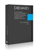 DIEHARD Blue - 10 capsules