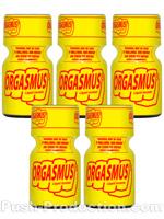 5 x Orgasmus Liquid Incense (Pack)